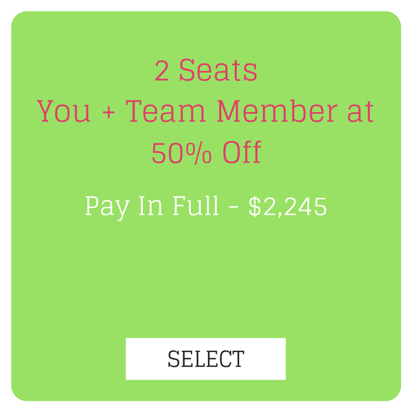 2 Seats Final Price